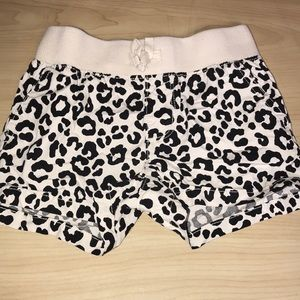 TCP Girls Leopard Print Shorts